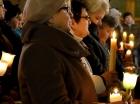20 lutego - Msza św., odnowienie przyrzeczeń chrzcielnych, Apel Maryjny