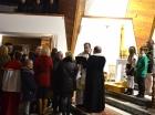 24 lutego - Msza św. z odnowieniem przyrzeczeń małżeńskich, Apel Maryjny