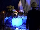 Adoracja Grobu Pańskiego i święcenie pokarmów '2015