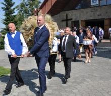 dożynki gminne w Witkowicach (26)