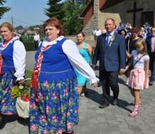 dożynki gminne w Witkowicach (29)