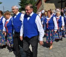 dożynki gminne w Witkowicach (33)