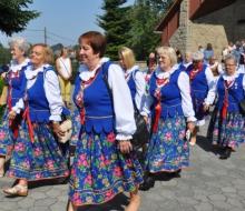 dożynki gminne w Witkowicach (34)