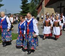 dożynki gminne w Witkowicach (37)