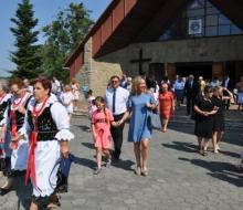 dożynki gminne w Witkowicach (40)