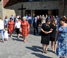 dożynki gminne w Witkowicach (41)