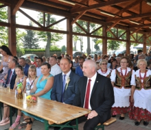 dożynki gminne w Witkowicach (60)