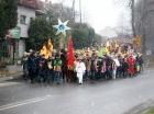 I Gminny Orszak Trzech Króli Porąbka' 2013