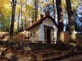 20.10.2012r. kapliczka w lesie 4