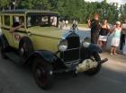 Międzynarodowy Rajd Pojazdów Zabytkowych - Witkowice '2011