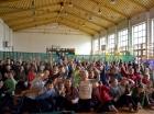 Wyprawa na Haiti - Rafał Król w szkole w Witkowicach
