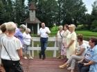 Seniorzy Liderzy z Małopolski odwiedzili Witkowice