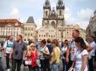 Stowarzyszenie Górników zwiedzało Pragę